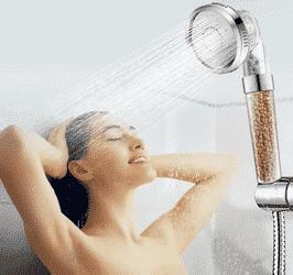 Pommeau de douche filtrant meilleur rapport qualité prix