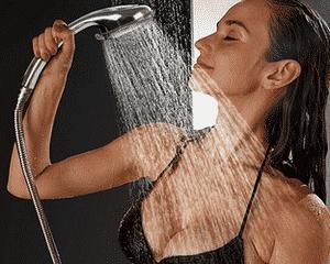 douchette relaxante pas chère