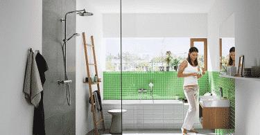 Test colonne de douche Hansgrohe Showerpipe Crometta S 240