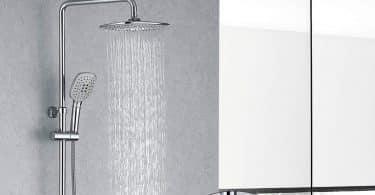 Meilleure Colonne de douche pour baignoire