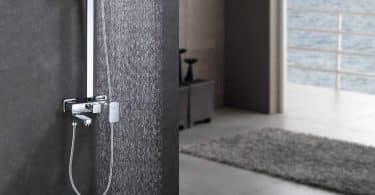 Meilleure colonne de douche avec mitigeur mécanique