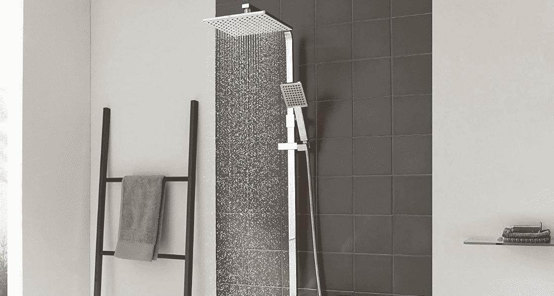 Meilleure colonne de douche design