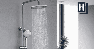 Test colonne de douche Homelody H59A