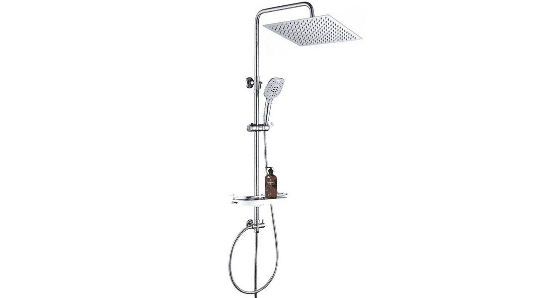 comparatif pour choisir la meilleure colonne de douche design