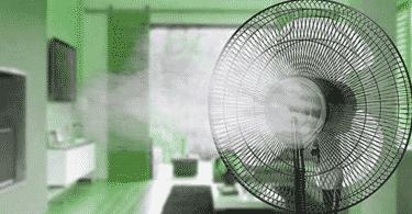Peut-on installer un ventilateur brumisateur dans un espace intérieur